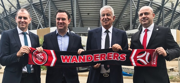 Western Sydney Wanderers agree long-term tenancy at Bankwest Stadium