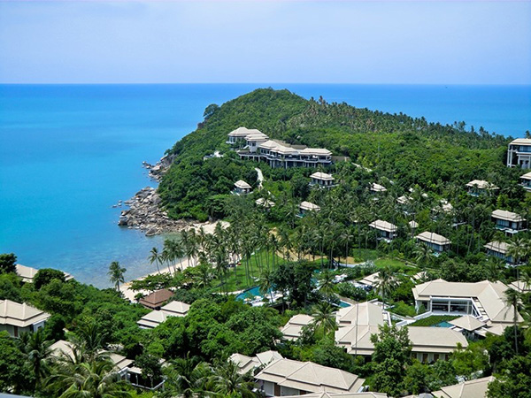Healthcare Workers offered complimentary night stay at Banyan Tree Samui