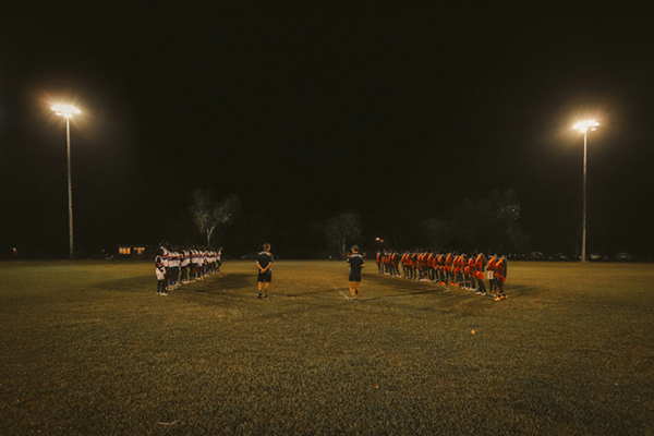 Northern Territory invests in sport lighting