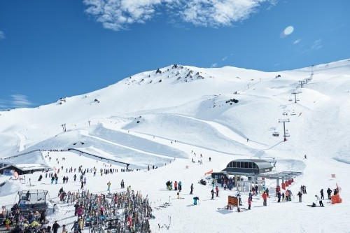 New Zealand ski areas report record visitation during 2017 winter season