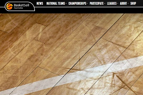 Basketball Australia transfers online activities to new digital home