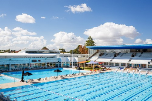 Western Australian aquatic facility visits fail to keep pace with population growth