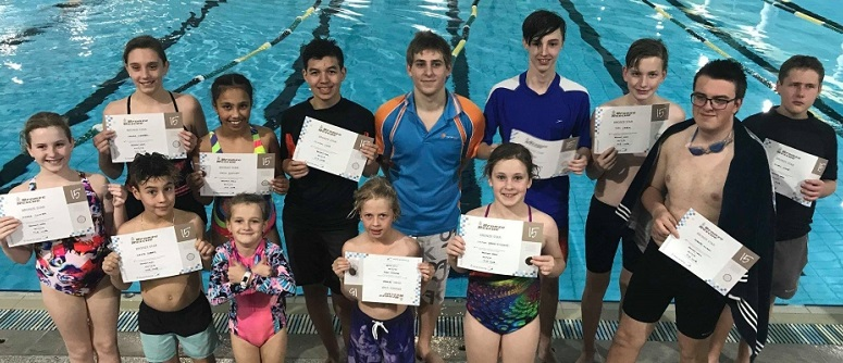 Belmont Oasis trains lifeguards of the future