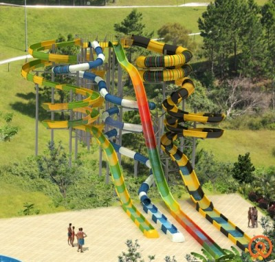 Construction commences at The Big Banana waterpark