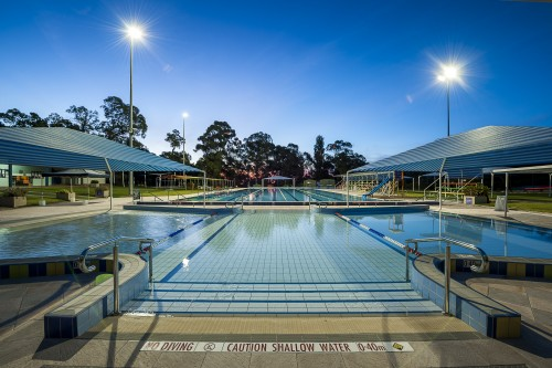 Bilgoman Aquatic Centre gets Waterwise recognition