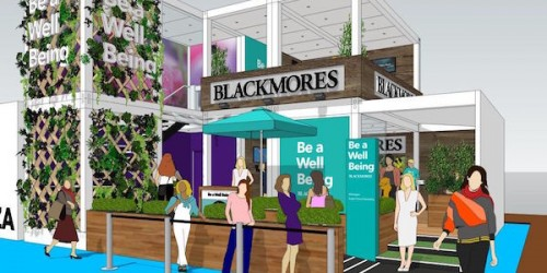 Blackmores and Australian Open partner to deliver 'Wellbeing Oasis'