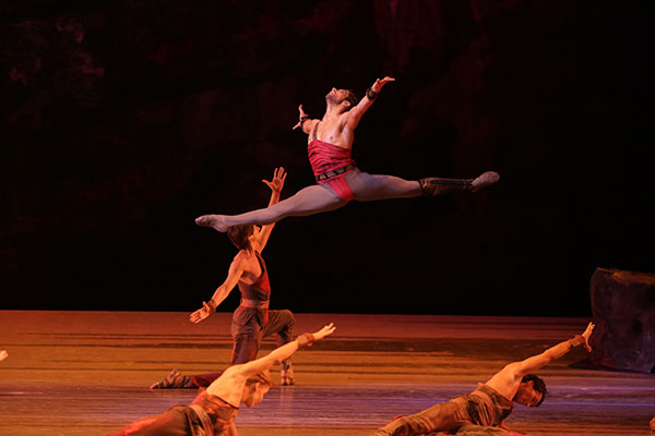 QPAC Lyric Theatre delivers free simulcast across Queensland of Bolshoi Ballet epic