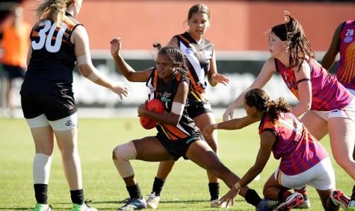 AFL Victoria launches Indigenous female development program