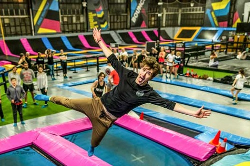 Commercial trampoline centre operators struggle to secure insurance