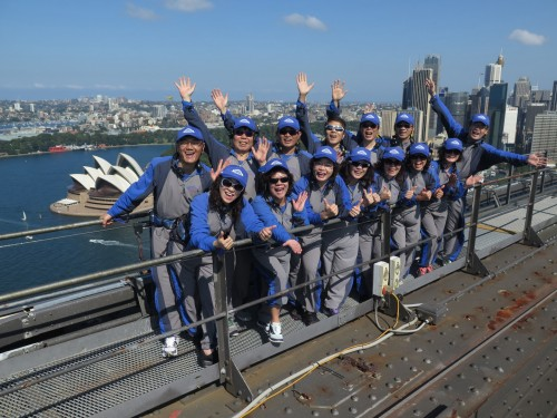 BridgeClimb Sydney acknowledges 'end of a wonderful era'