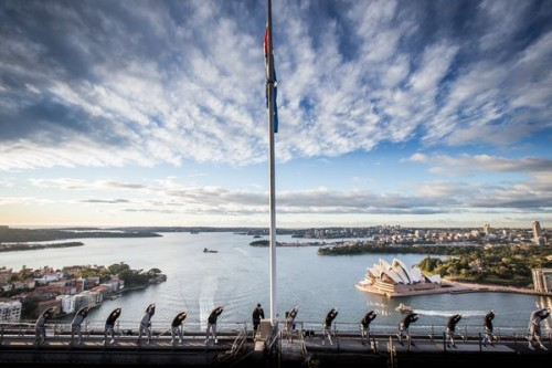 Hammons Holdings announces leadership changes in advance of starting climbing operations on the Sydney Harbour Bridge