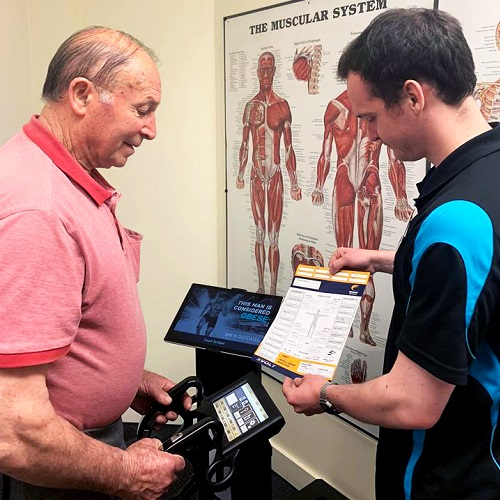 Brimbank Leisure Centres introduce Evolt 360 body scanner for health and fitness assessments