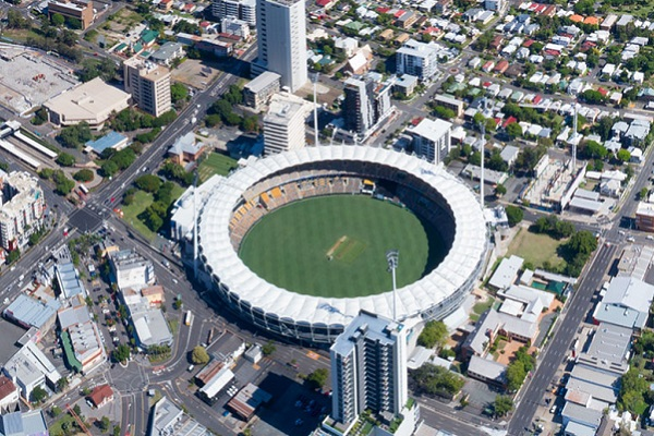 Upgraded Gabba prepares for AFL Grand Final