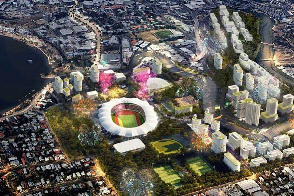 Details revealed of new and existing venues that would host Brisbane's 2032 Olympics