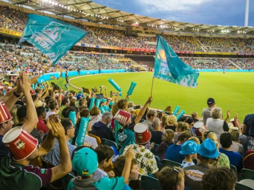 Ticketmaster accused of facilitating scalping at Big Bash League Gabba sellout