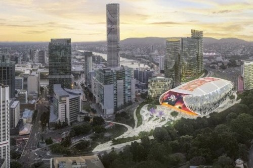 Train station demolition to herald Brisbane Live development