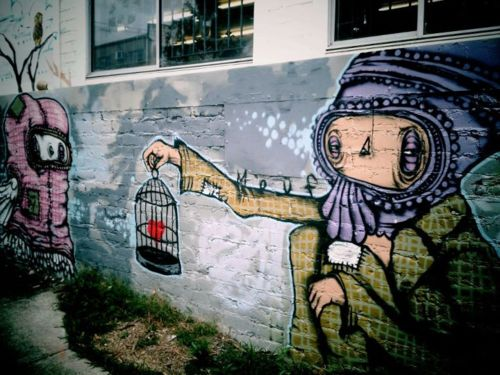 Brisbane Council 'overzealous' on Street Artists
