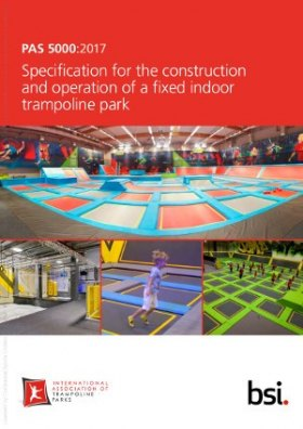 British safety body publishes trampoline arena standards