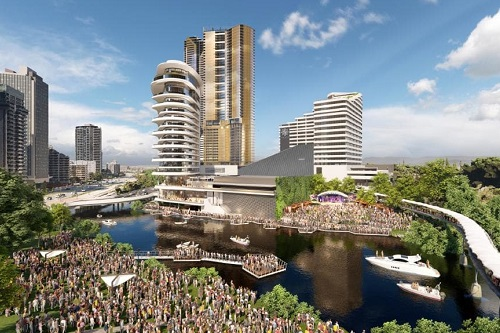 Star Gold Coast reveals plans for Broadbeach outdoor concert venue