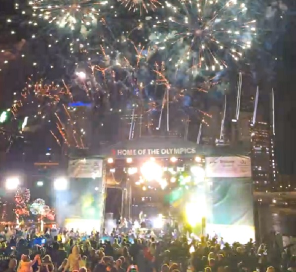 Brisbane elected as host city for XXXV Olympiad