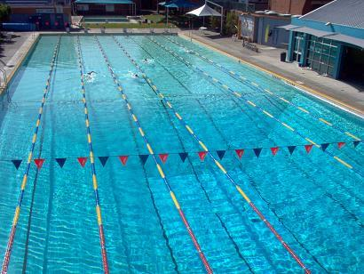 Outdoor pool reopens at Brunswick Baths
