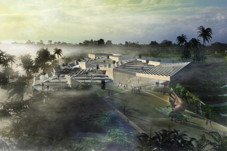 New Bali contemporary arts complex looks to redefine the relationship between culture and nature