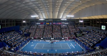 World's best hold court as Hopman Cup continues to break new ground