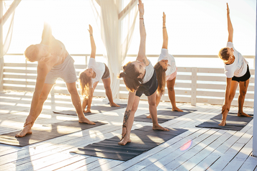 Byron Bay resort launches Conference Wellness Program