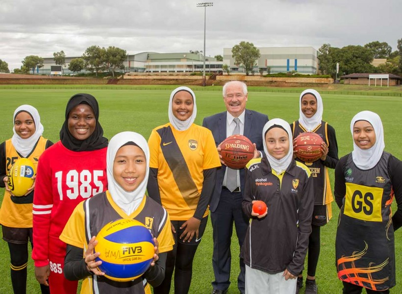 Australian-first multicultural uniform guide opens sport to CaLD participants
