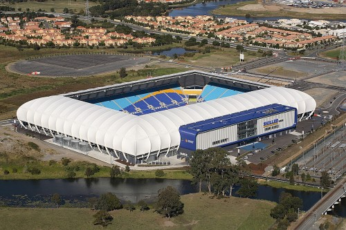 Plans for 'boutique' stadiums emerge for Canberra and the Gold Coast