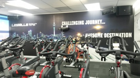 CLM launches first wholly owned aquatic and fitness facility
