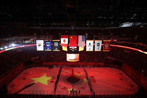 News report suggests few Chinese sports venues are profitable