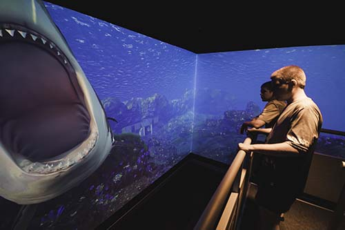 Cairns Aquarium partners with ATTRAKTION! to launch submarine simulator experience