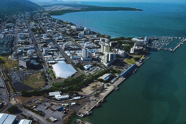 Harvey Lister: Cairns Convention Centre expansion great news for north Queensland