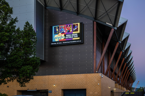 Cairns Convention Centre's digital displays to benefit organisers