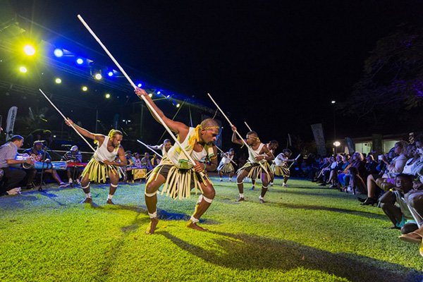 Cairns arts and culture thrives through Queensland Government investment