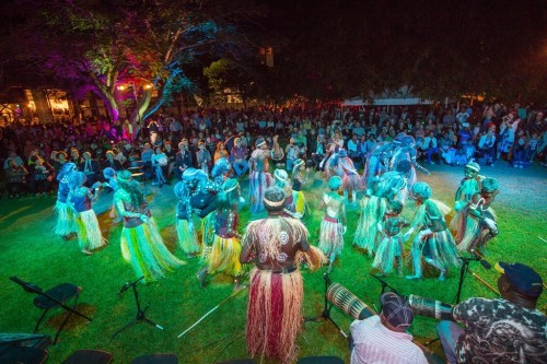 Cairns Indigenous Art Fair draws record crowd