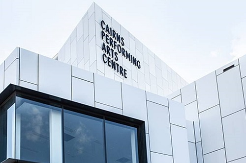 Cairns Performing Arts Centre set for 15th December gala opening