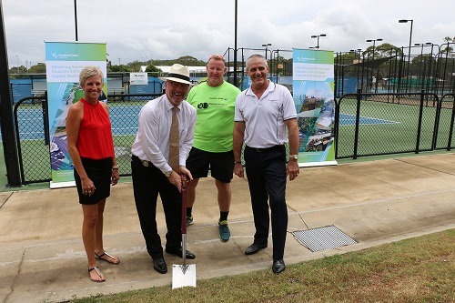 Works to begin on Caloundra Tennis Centre expansion