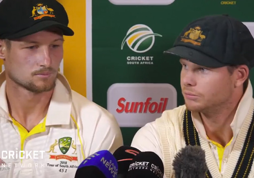 Australian cricket in turmoil over ball-tampering scandal