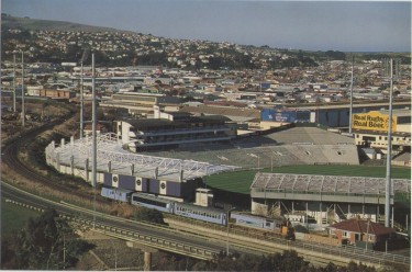 Carisbrook Stadium demolition to be complete by Christmas