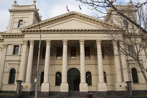 Carlton Trades Hall to be new home for the Melbourne Fringe