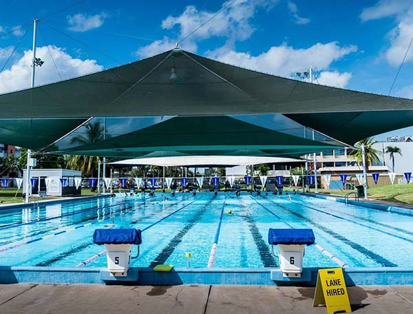 Casuarina Swimming Pool masterplan awarded to Ashford Architects.