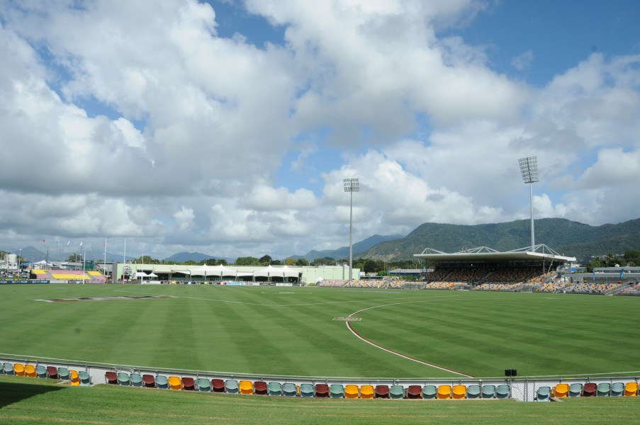AFL fans converge in Cairns