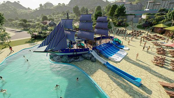 Centara Mirage themed waterpark resort to open in Vietnam