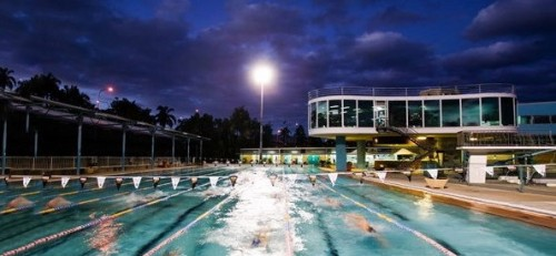 Brisbane City Council reopens Centenary Pool after refurbishment