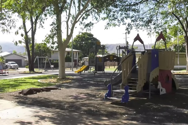 Upgraded green spaces reopened in Townsville