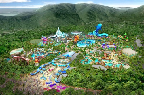 Ocean Kingdom project the first stage in developing the 'Orlando of China'