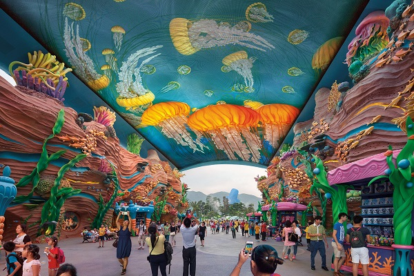 Report suggests global amusement park market will grow almost 7% in years to 2024