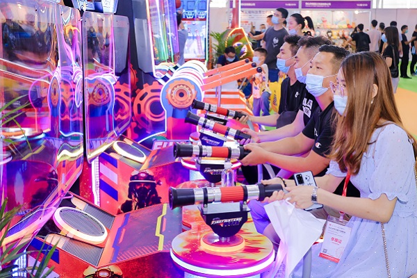 2020 Asia Amusement and Attraction Expo draws more than 22,000 attendees